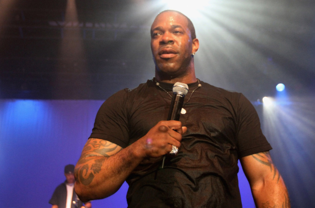 Busta Rhymes Says Racist Remark to Mexicans? (VIDEO FOOTAGE)