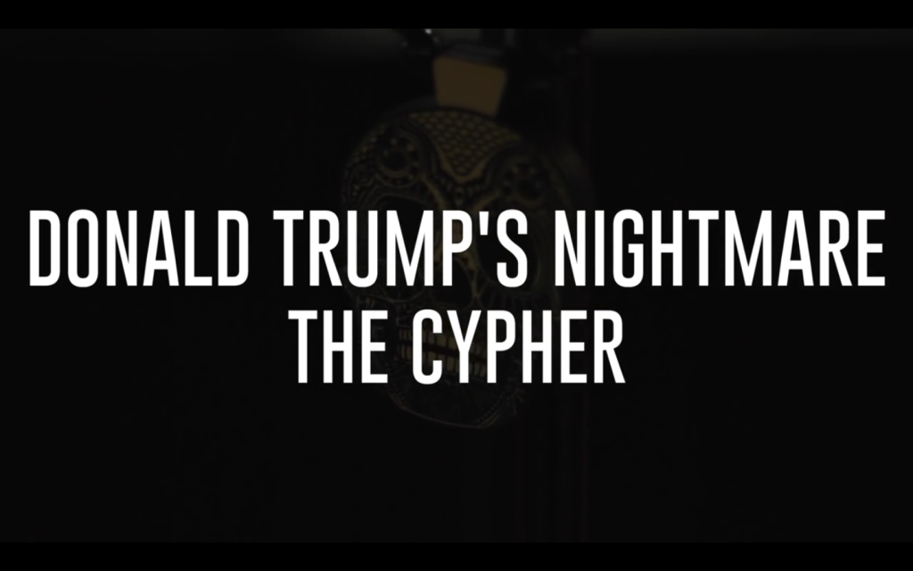 Donald Trumps Nightmare: The Cypher