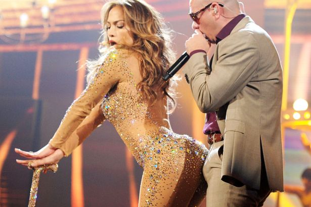 "Pitbull Talks About J.Lo as his ""Angel"""